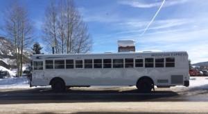2016 New Bus unpainted