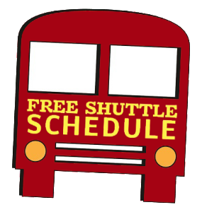 free-shuttle-icon